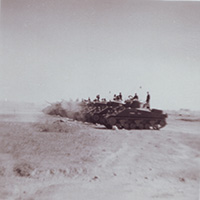 18th Cavalry Tanks during 1965 Indo-Pak War
